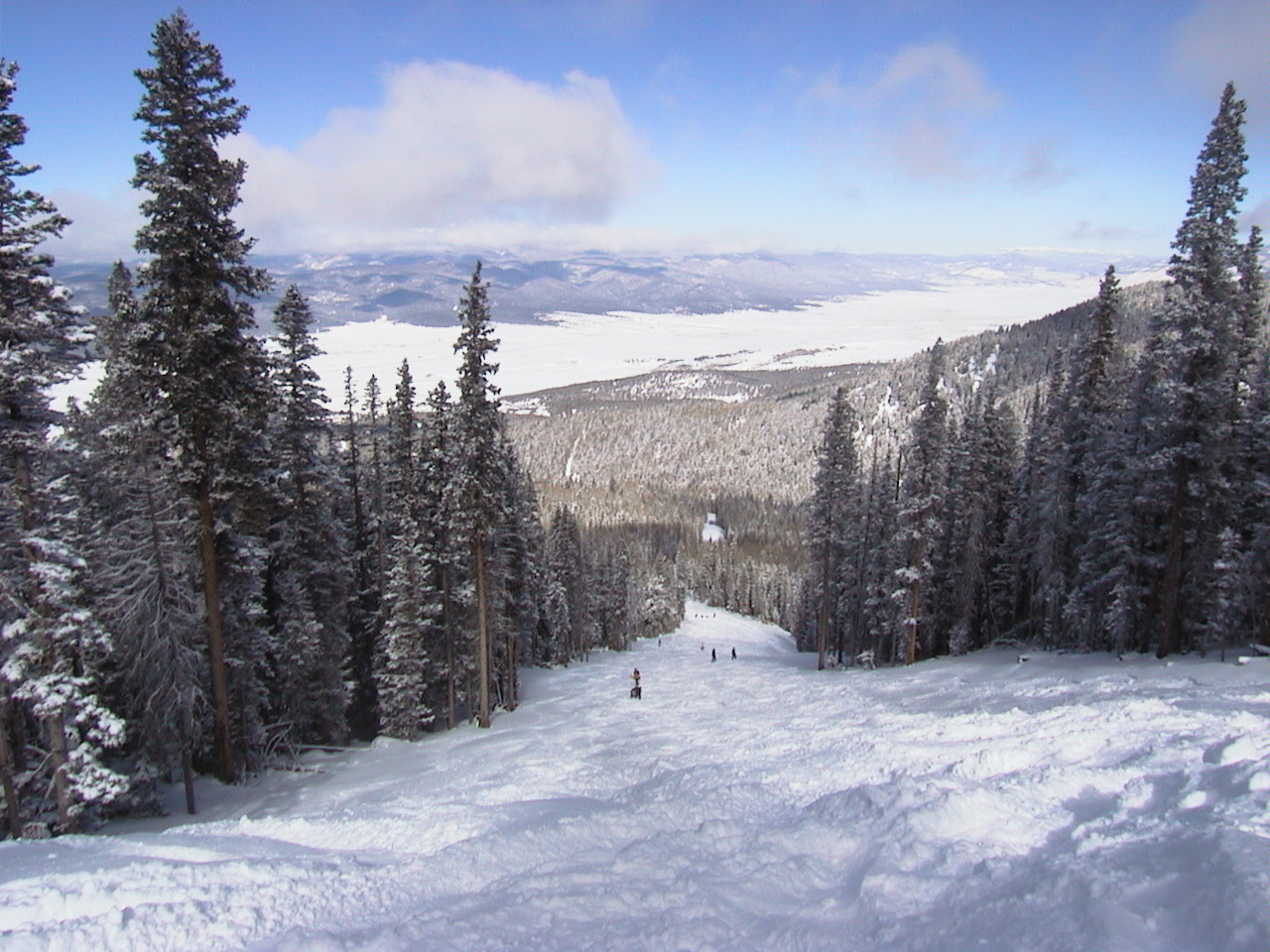 Angel Fire Review Ski North America S Top 100 Resorts