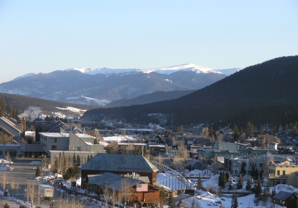 Town of Breckenridge, March 2009