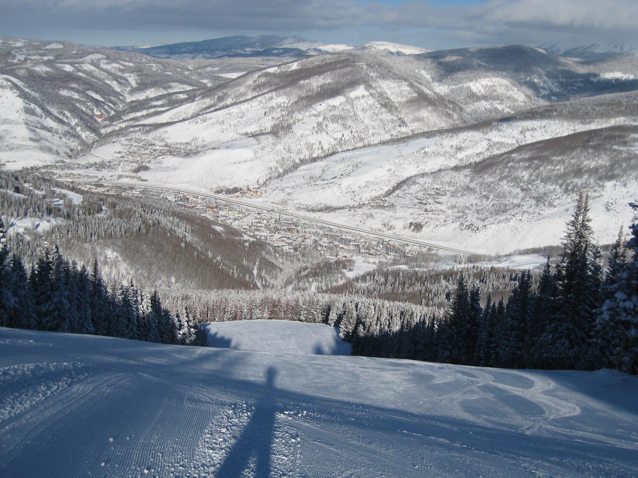 Riva Ridge, December 2008