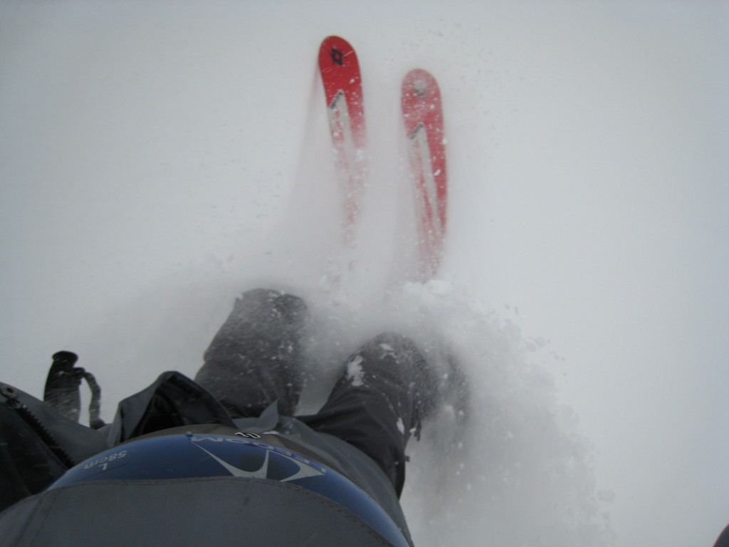 Vail Powder, January 2011