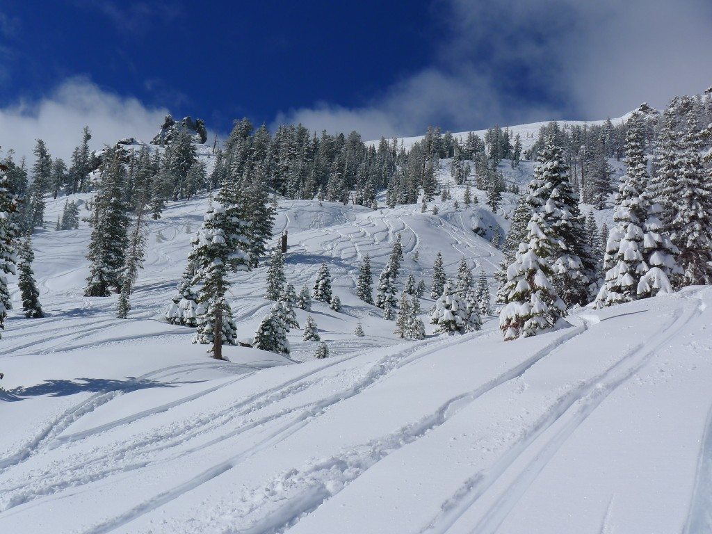 Palisades at Kirkwood, March 30 2014