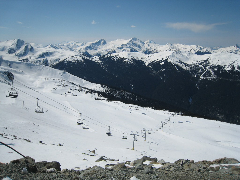 7th Heaven at Blackcomb