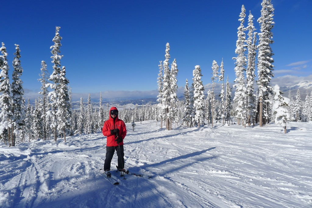 Winter Park winter wonderland