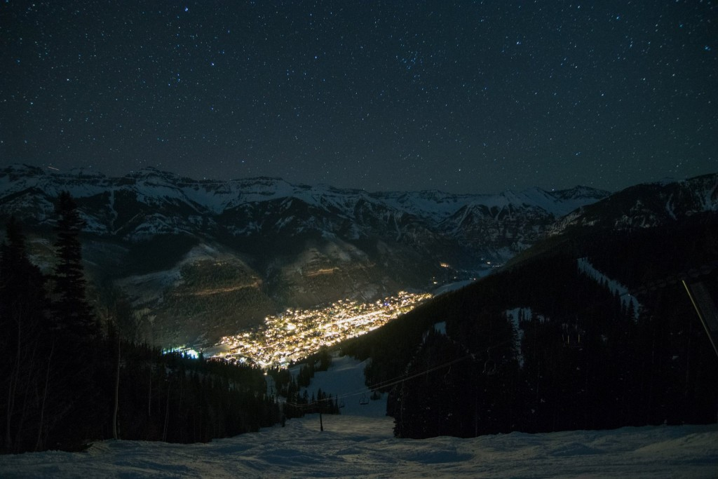 Town of Telluride, March 2013