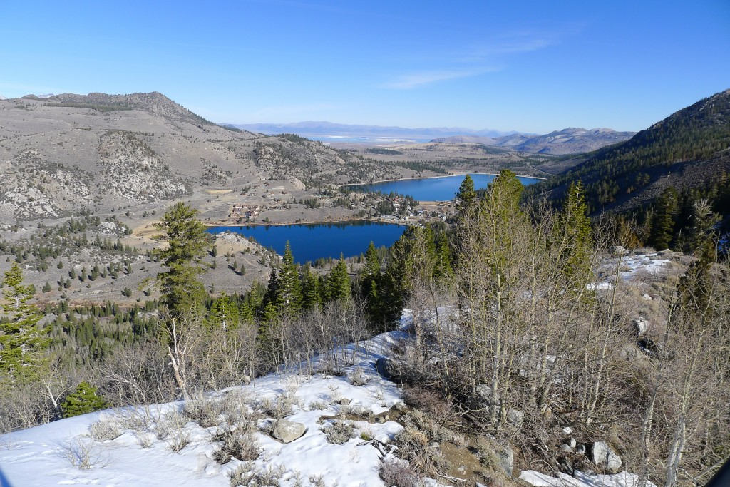 June Lake, June Mountain - February 2015