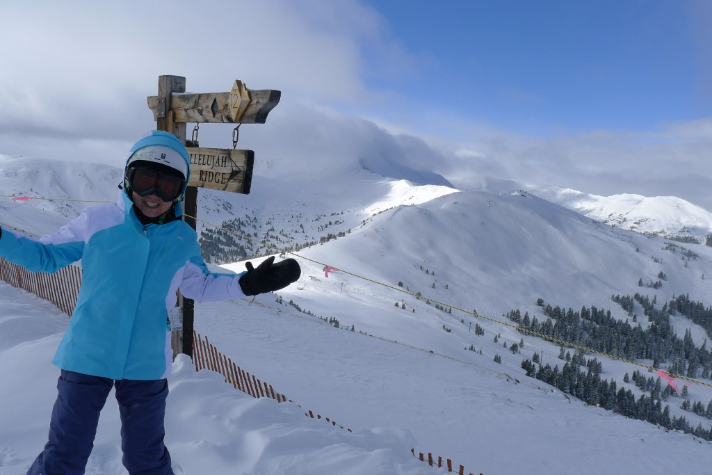 Top of Copper, December 2014