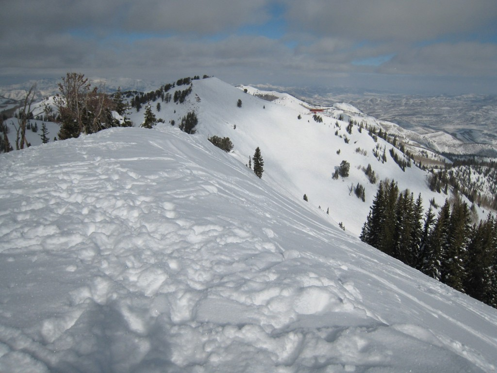 Looking back at 9990, The Canyons, February 2010