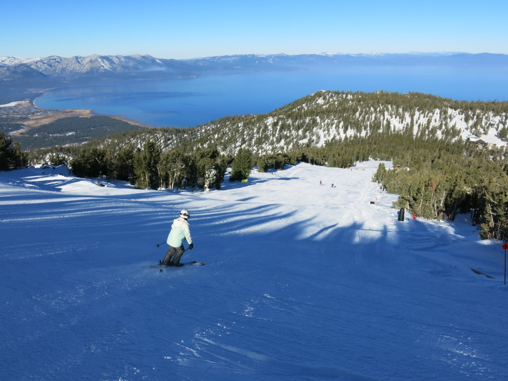 Heavenly opening day November 14th, 2015