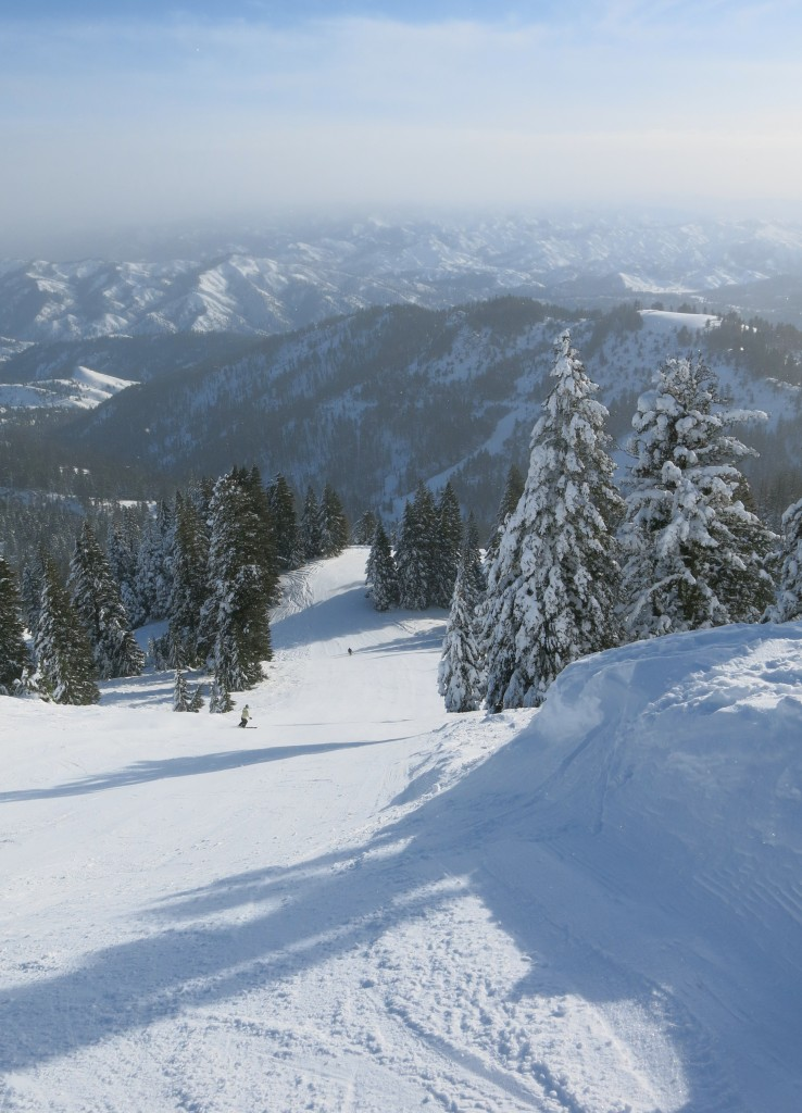 Bogus Basin Idaho, Dec 28, 2015