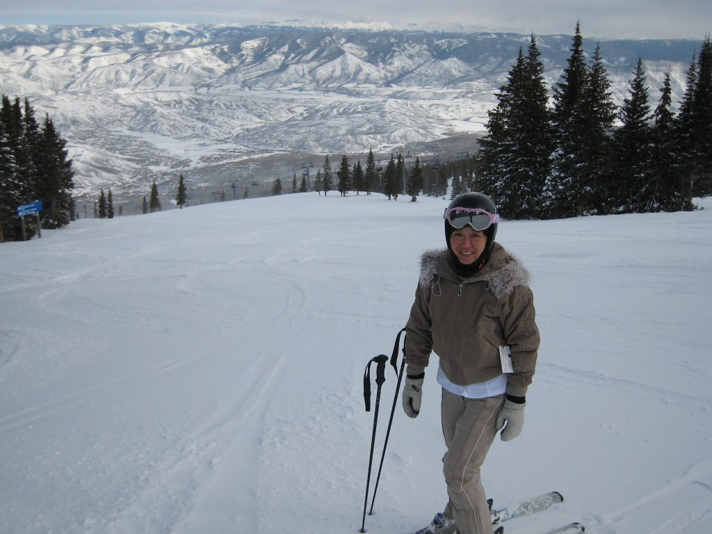 Big Burn at Snowmass, December 2008