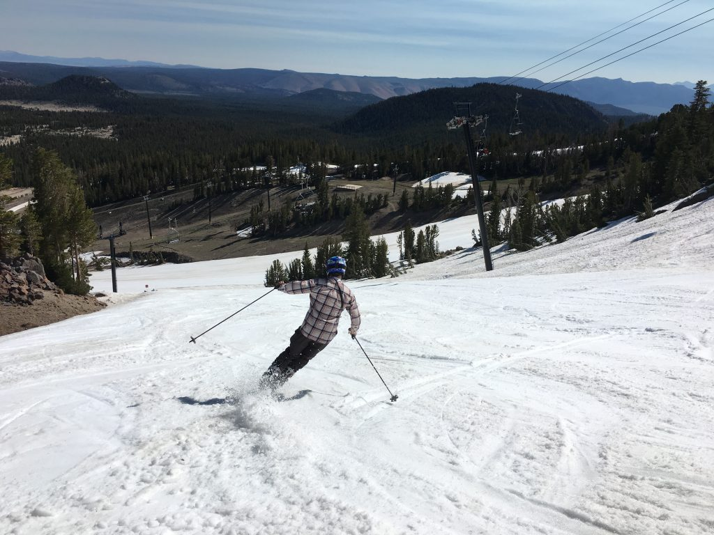 Mammoth on July 5th, 2017