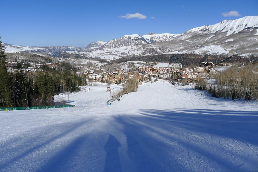 The Village at Telluride, March 2015