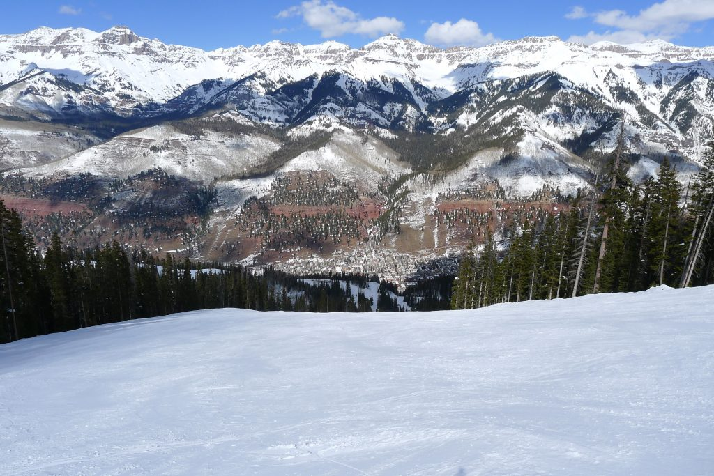 The Plunge at Telluride, March 2015