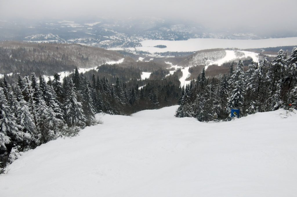Zig Zag at Mont-Tremblant, February 2018