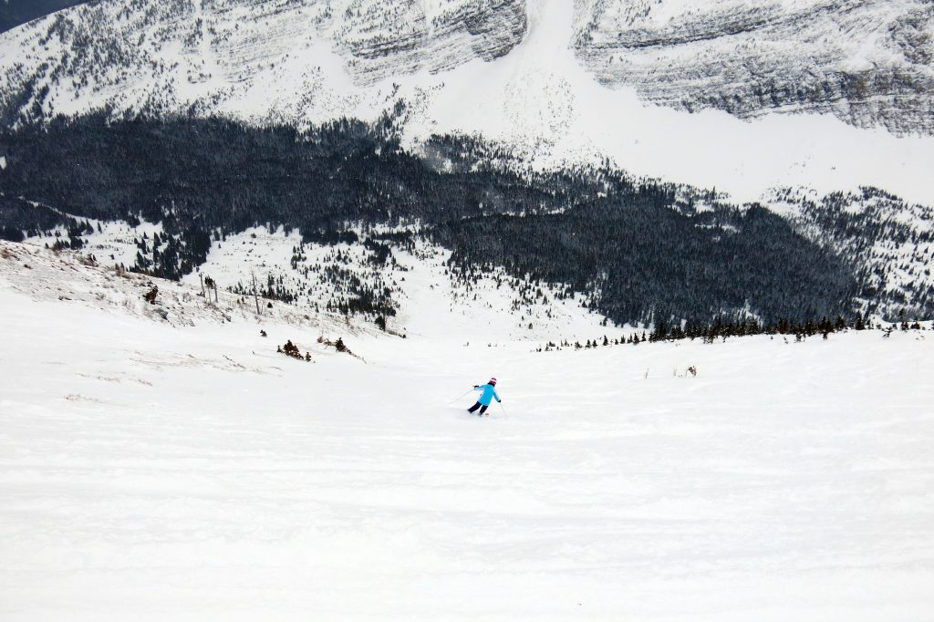 Castle Mountain, AB, March 2018