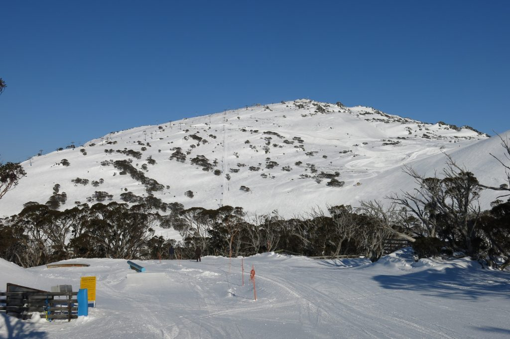 Mt. Perisher, August 2018