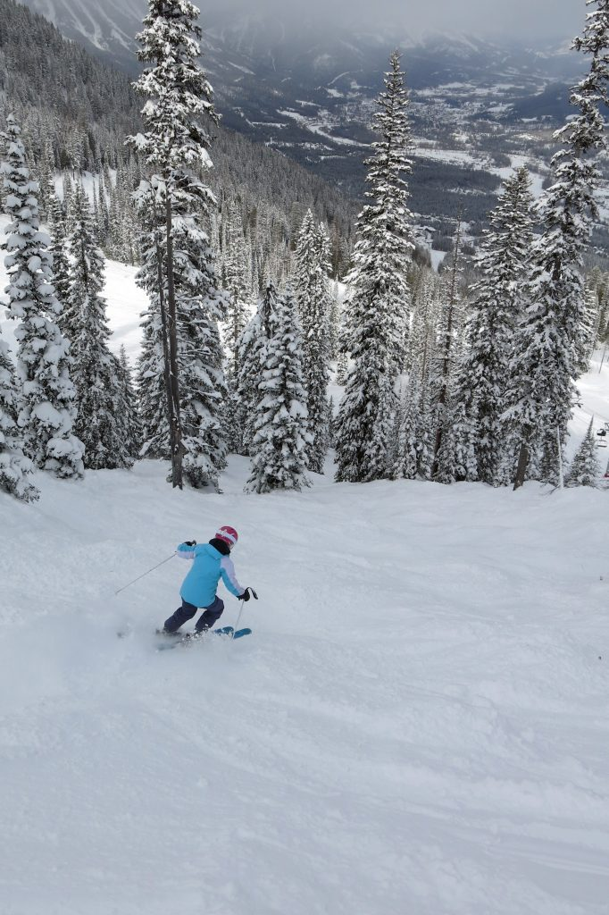 Timber Bowl at Fernie, February 2018