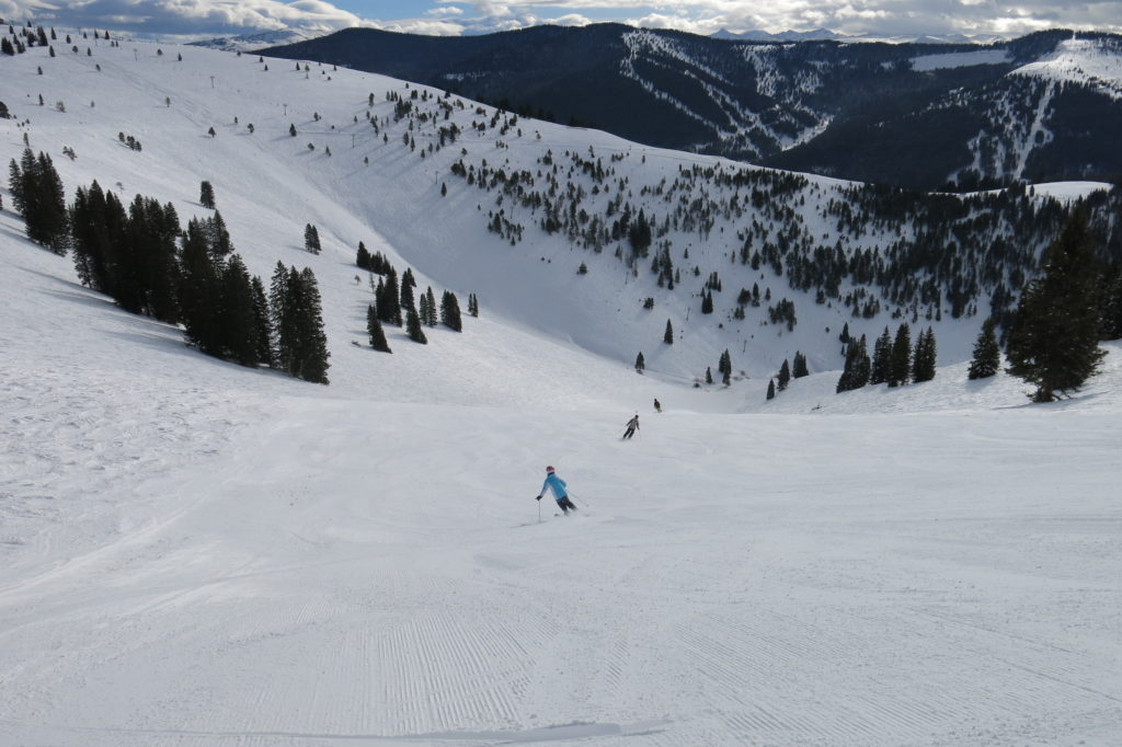 Ski North America 100: Back Bowls at Vail, December 2018
