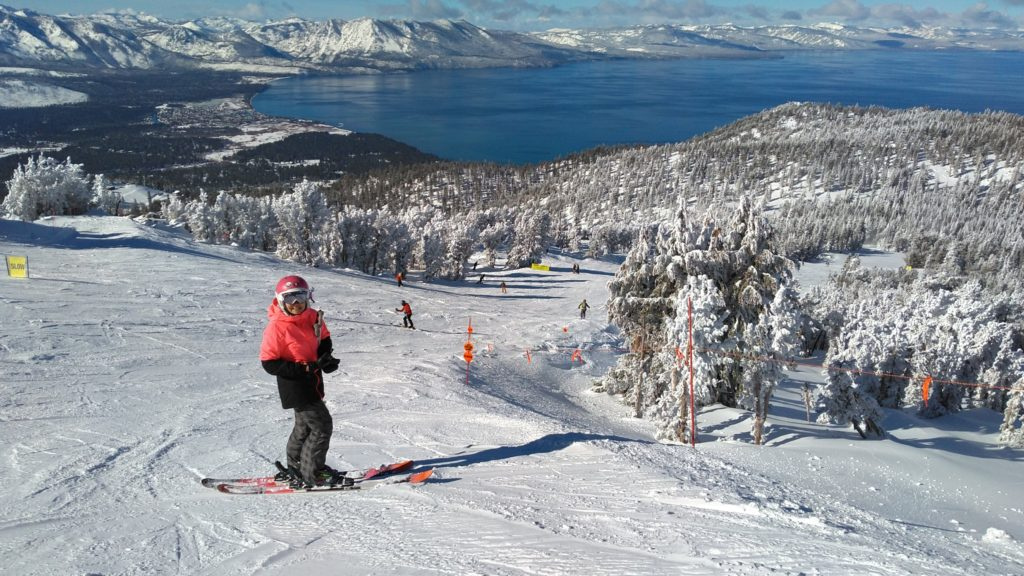 Ski North America 100: Early Season at Heavenly, November 2018