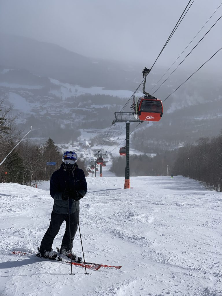 All covered up at Stowe, January 2019
