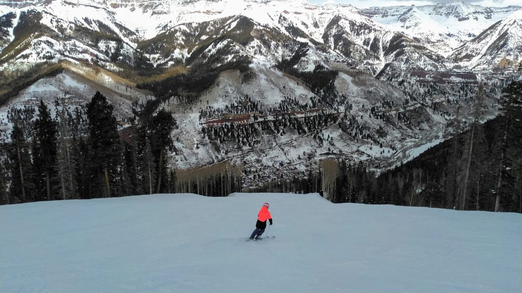 This is why we love Telluride, March 2019
