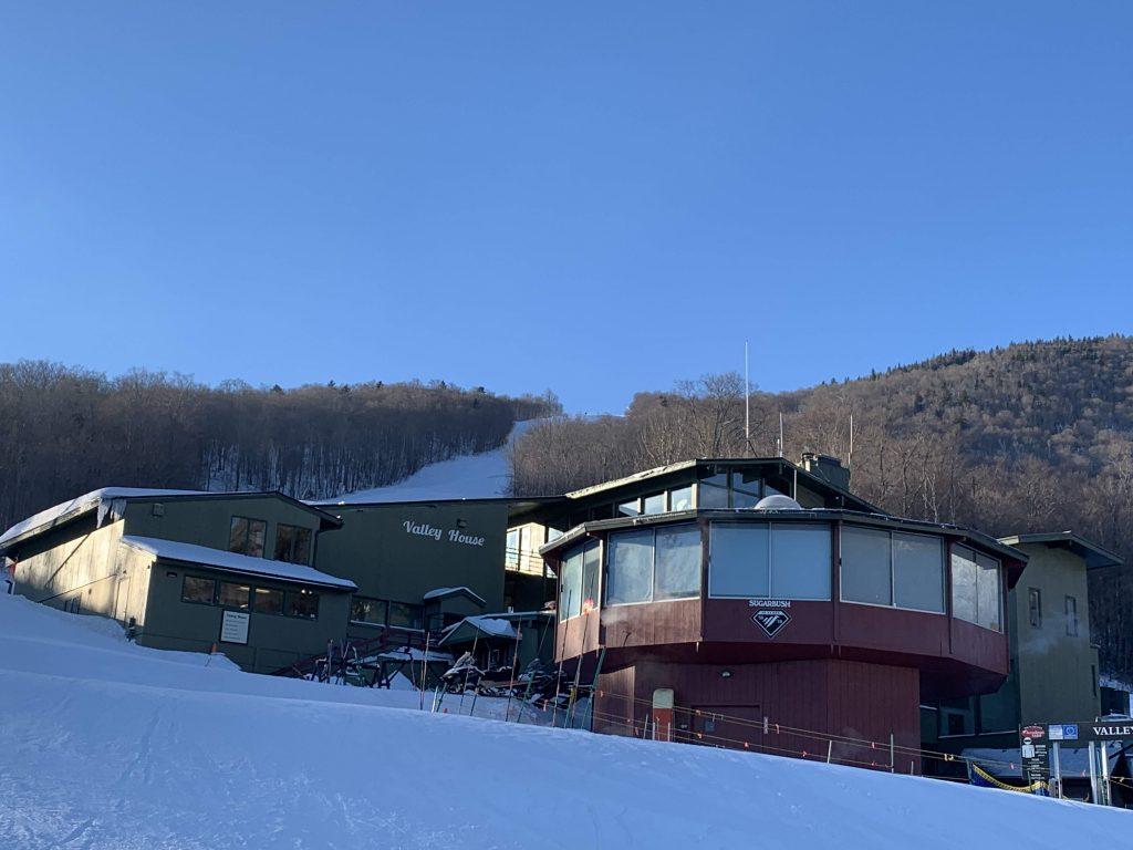 Valley House Lodge at Sugarbush, January 2019
