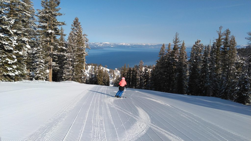 Late March at Heavenly, 2019
