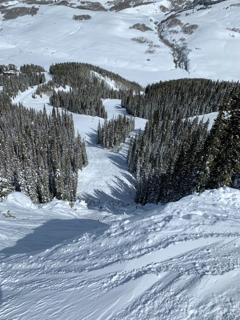 Rambo at Crested Butte, March 2019