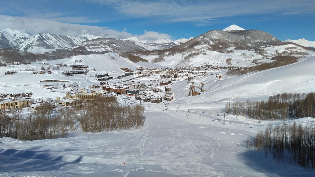 Mt. Crested Butte, March 2019
