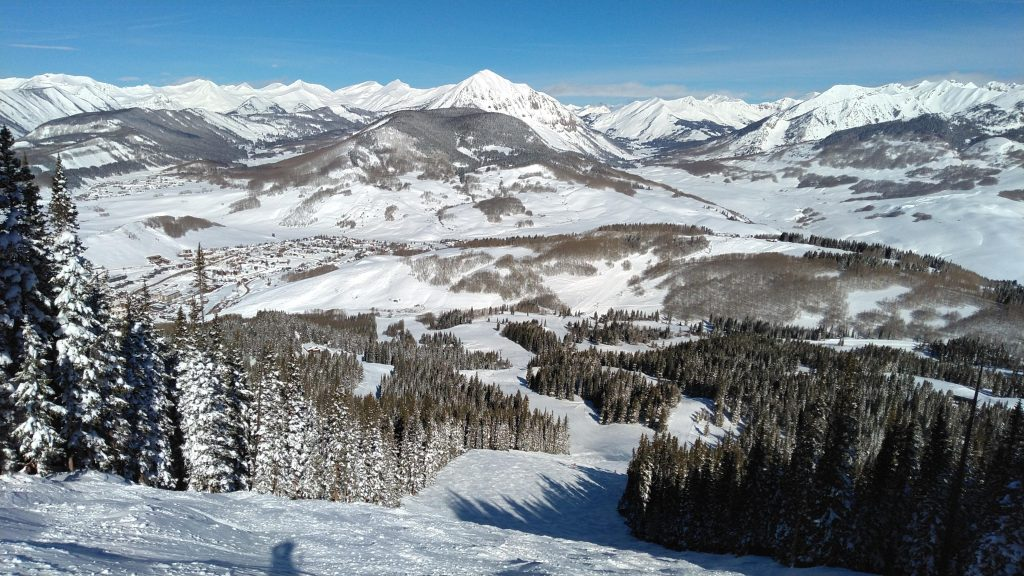 Jokerville at Crested Butte, March 2019
