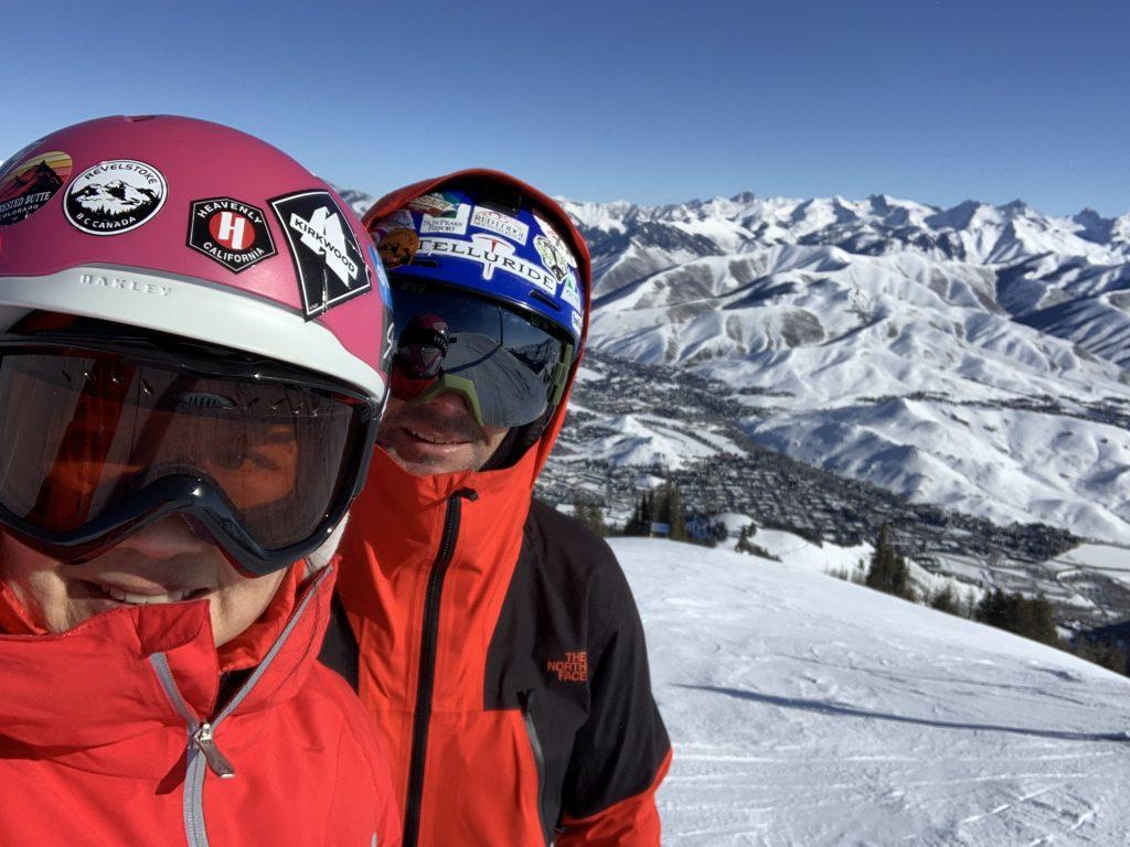 Sun Valley Selfie, February 2020