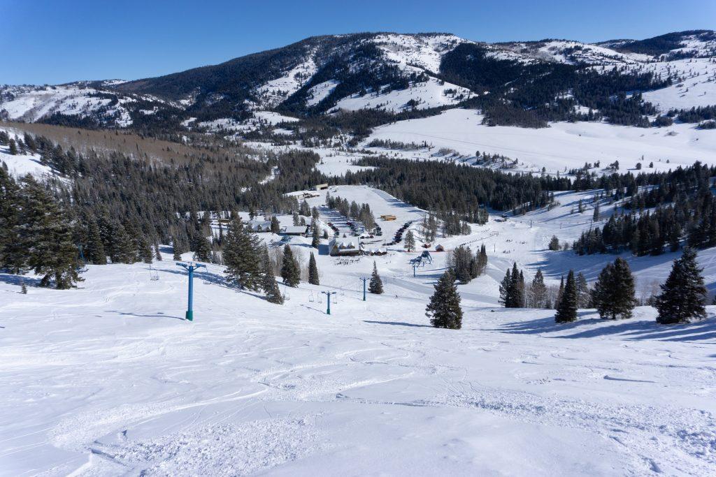Beaver Face at Beaver Mountain, February 2020