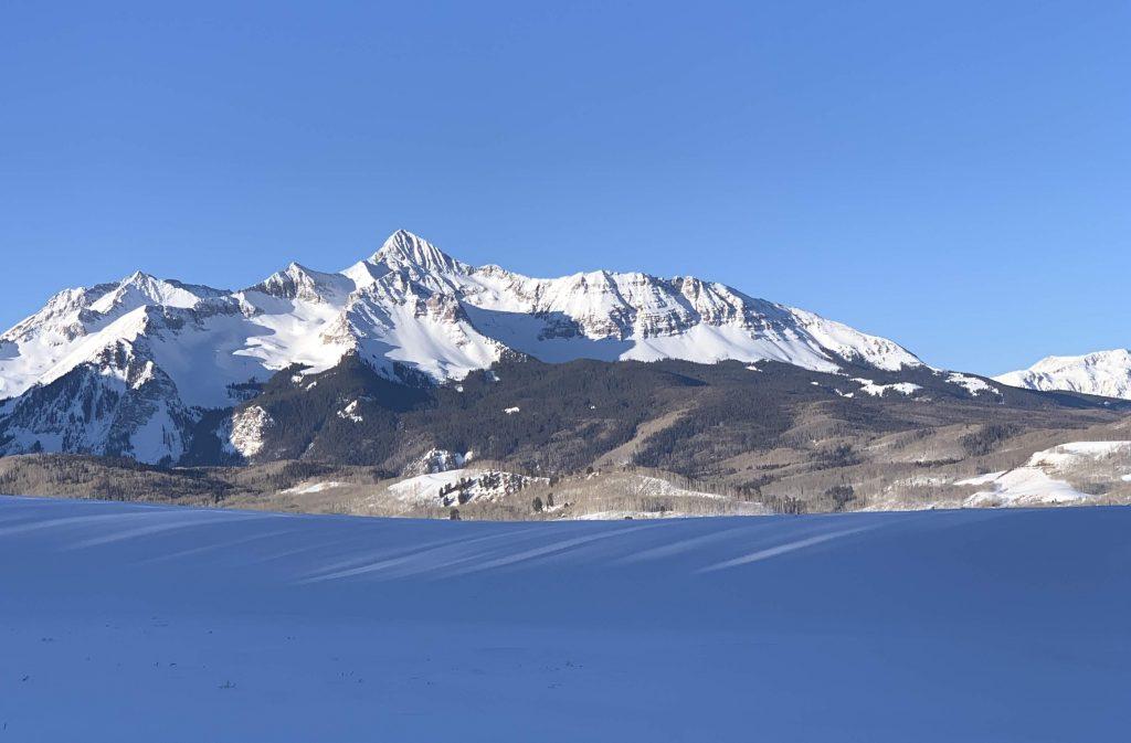 Mt. Wilson Colorado, March 2020